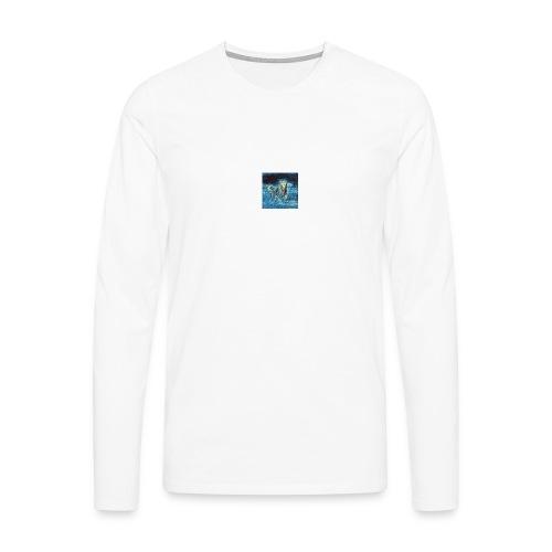 hundefreunde - Männer Premium Langarmshirt