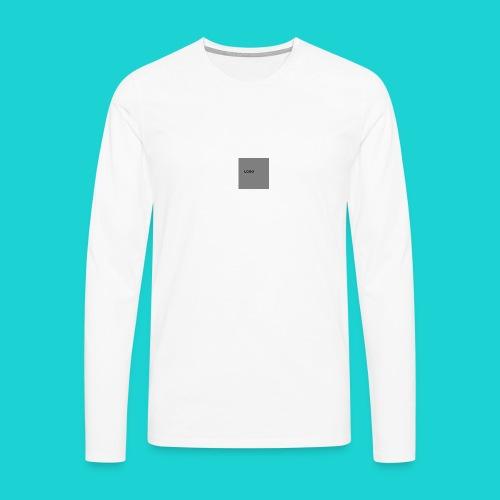 logo-png - Men's Premium Longsleeve Shirt