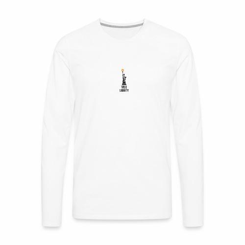 True liberty - Men's Premium Longsleeve Shirt