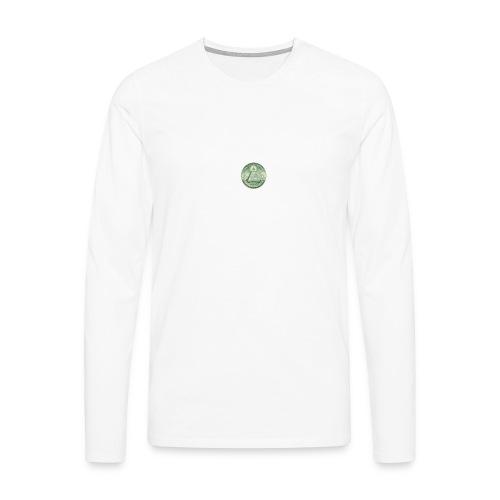200px-Eye-jpg - T-shirt manches longues Premium Homme