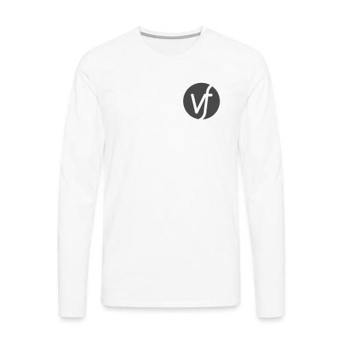 logo final png - Männer Premium Langarmshirt