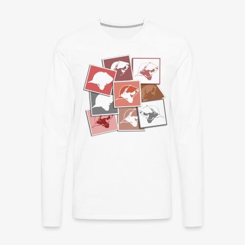 knitterfrei - Männer Premium Langarmshirt