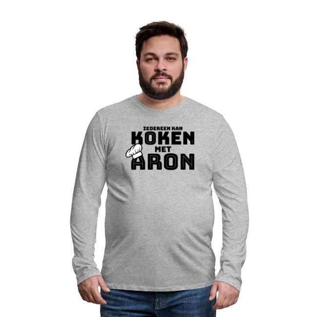 Koken met Aron