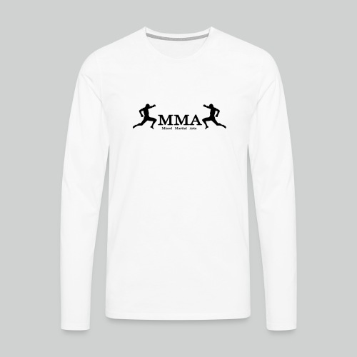 MMA Fighters - Männer Premium Langarmshirt