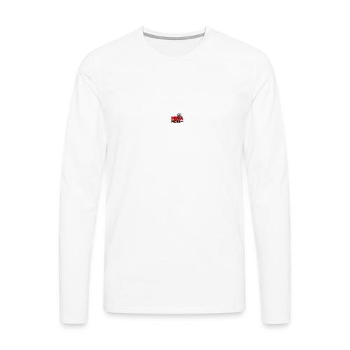 S3 Carcasa - Camiseta de manga larga premium hombre