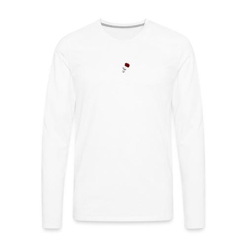 Rose FeKo Oberteile für Frauen und Männer. - Männer Premium Langarmshirt