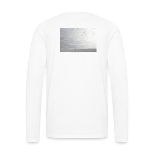 IMG 4089 jpg - Premium langermet T-skjorte for menn