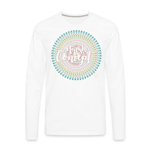 Fresh Concept Mandala - T-shirt manches longues Premium Homme