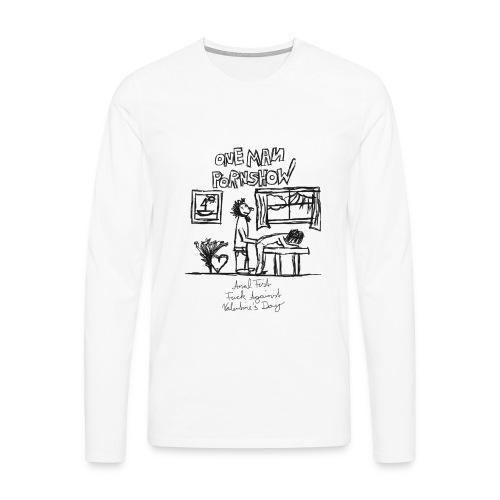 OMPS Shirt jpg - Männer Premium Langarmshirt