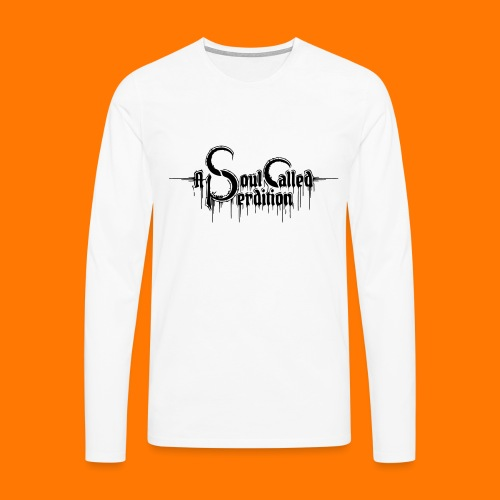 ASCP LOGO VECTOR - Men's Premium Longsleeve Shirt