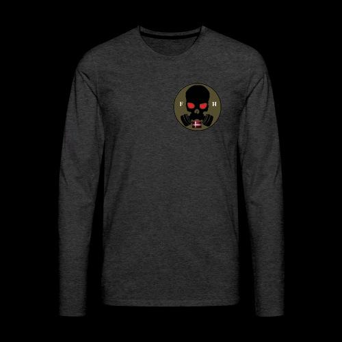 EDD - Herre premium T-shirt med lange ærmer