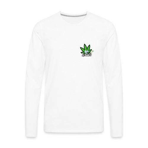 Weed's - T-shirt manches longues Premium Homme