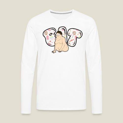 FIT - Camiseta de manga larga premium hombre