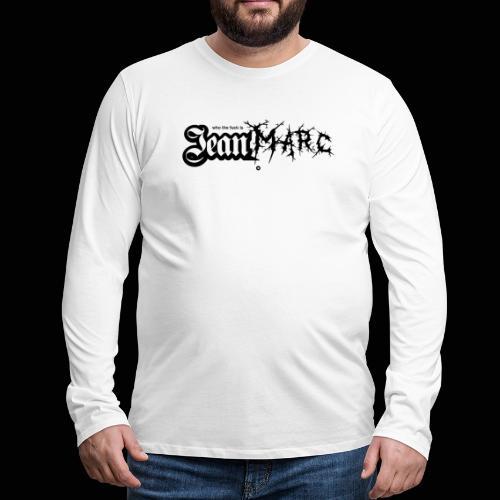 Meet Jean Marc - T-shirt manches longues Premium Homme