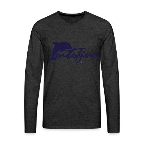 portofino 2019 NAVY - Men's Premium Longsleeve Shirt