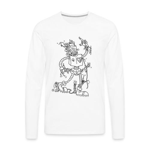 robotpunk - Men's Premium Longsleeve Shirt