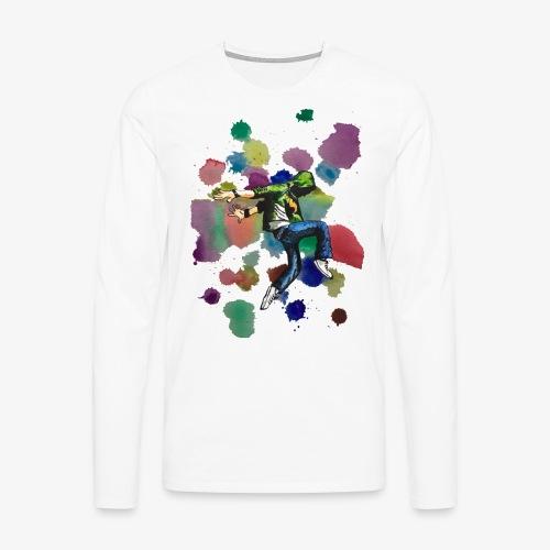 Dancer - Men's Premium Longsleeve Shirt