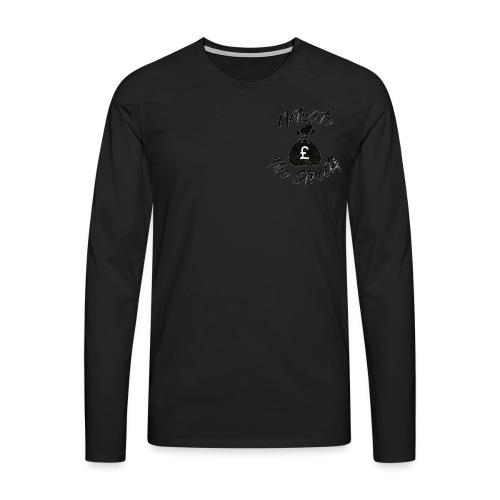 Motivate The Streets - Men's Premium Longsleeve Shirt