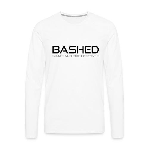 shirt1 png - Men's Premium Longsleeve Shirt