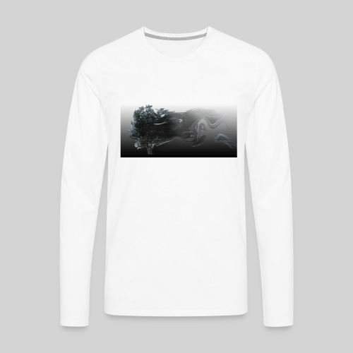 Nature PS 1 jpg - Männer Premium Langarmshirt