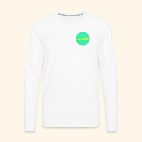 No Sweat - T-shirt manches longues Premium Homme