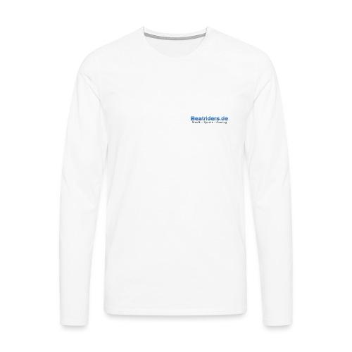 logo png - Männer Premium Langarmshirt