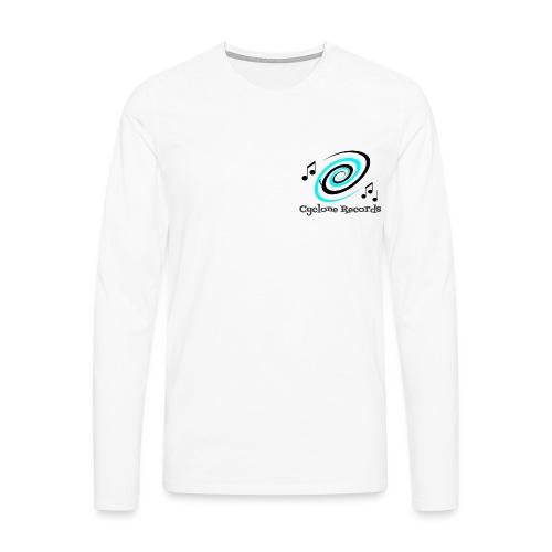 cyclone trans - Men's Premium Longsleeve Shirt