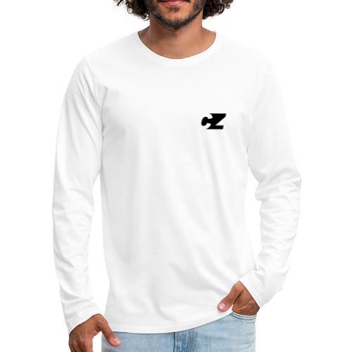 CZ X GEOMETRICAL FOX 2.0 - Camiseta de manga larga premium hombre