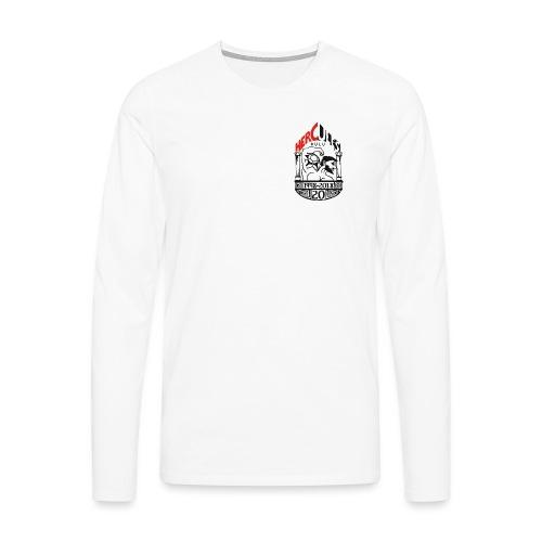 Hercules 20v. - Miesten premium pitkähihainen t-paita