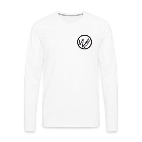 waka icon - Men's Premium Longsleeve Shirt