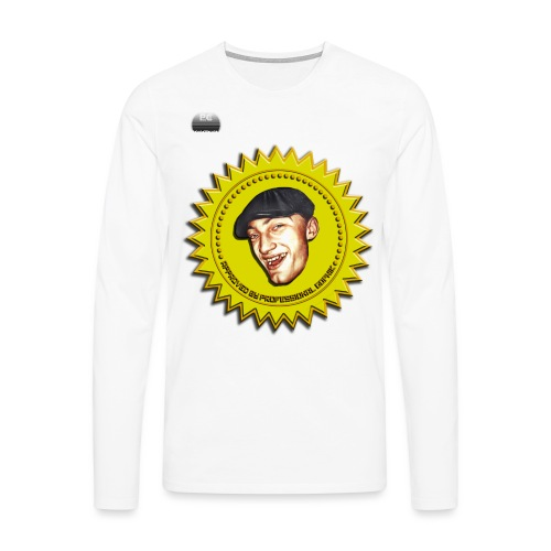 PuuCe Back - Men's Premium Longsleeve Shirt