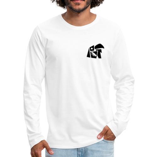 Oedwai Black - T-shirt manches longues Premium Homme
