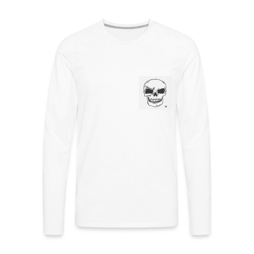 Skull Magic - Men's Premium Longsleeve Shirt