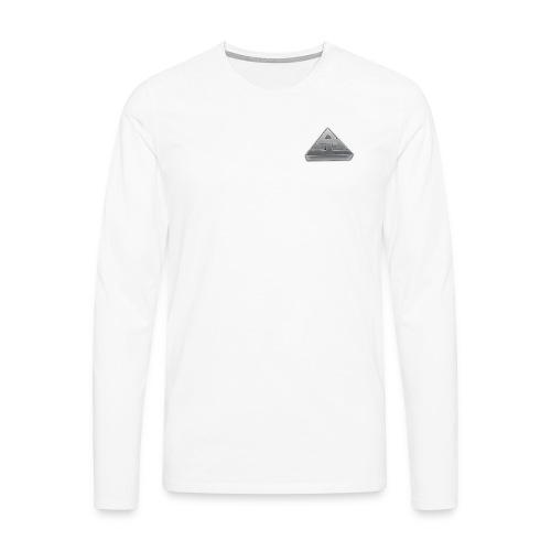 Aqua Uprisingd PNG png - Men's Premium Longsleeve Shirt