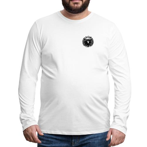 La Clé des Champs logo - T-shirt manches longues Premium Homme