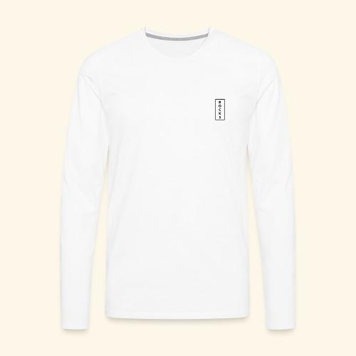 Hotchiko 7 png - T-shirt manches longues Premium Homme