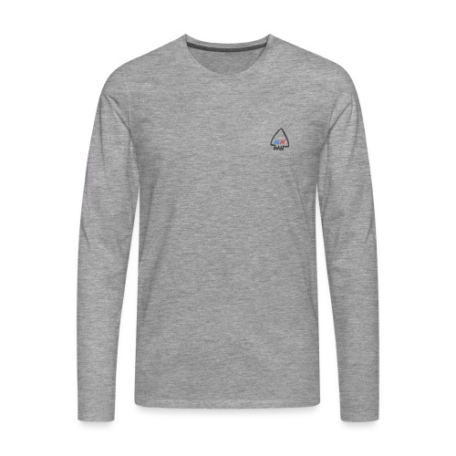 Squid Logo - Men's Premium Longsleeve Shirt