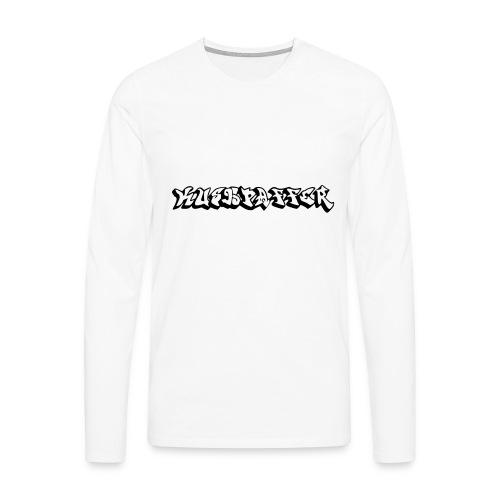 kUSHPAFFER - Men's Premium Longsleeve Shirt