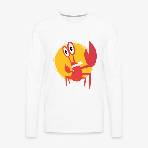 lobster - T-shirt manches longues Premium Homme
