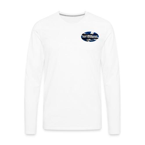 ovalpic - Men's Premium Longsleeve Shirt