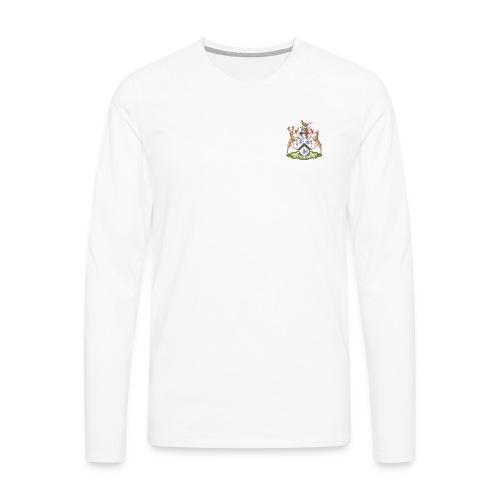 WCC Crest - Men's Premium Longsleeve Shirt
