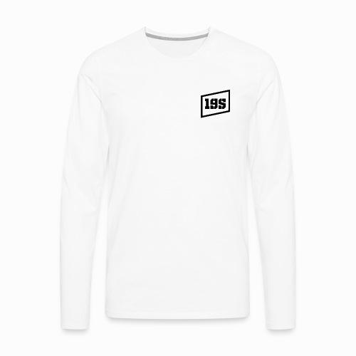 19series Logo - Männer Premium Langarmshirt