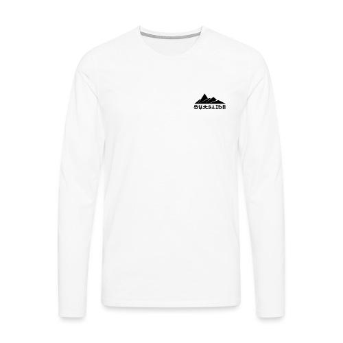 SIGNE EXTÉRIEUR X - Joppe Feyaerts - T-shirt manches longues Premium Homme