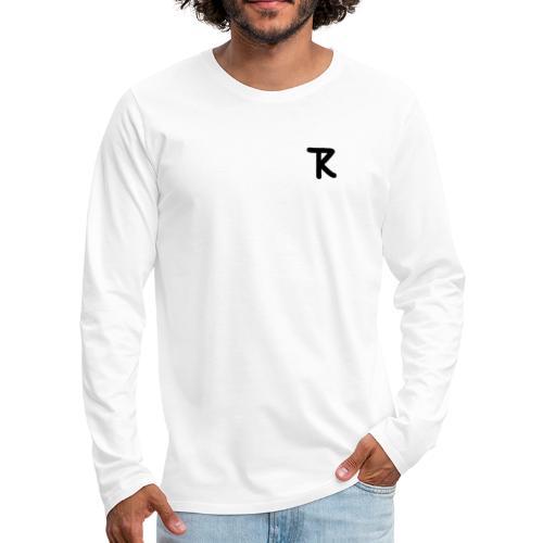 Trap King - Camiseta de manga larga premium hombre