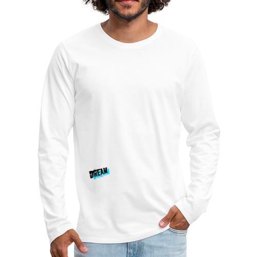 Dream - Långärmad premium-T-shirt herr
