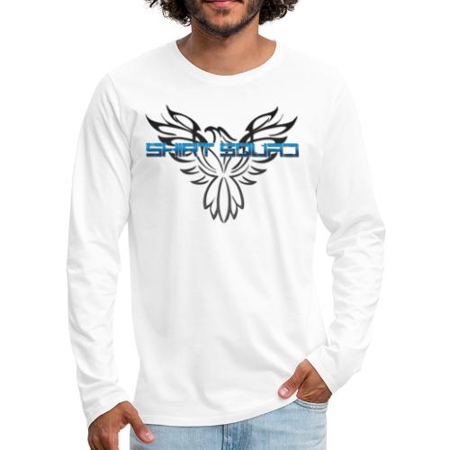 Shirt Squad Logo - Men's Premium Longsleeve Shirt
