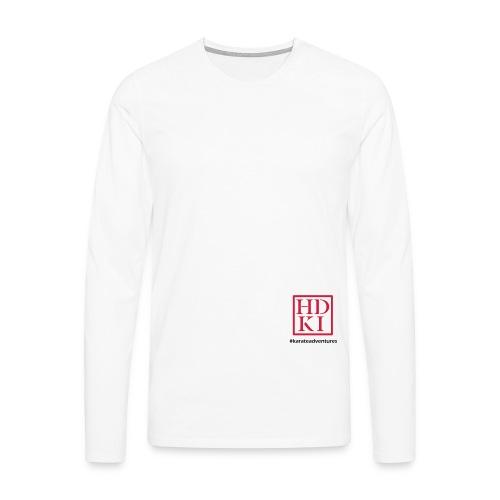 HDKI karateadventures - Men's Premium Longsleeve Shirt