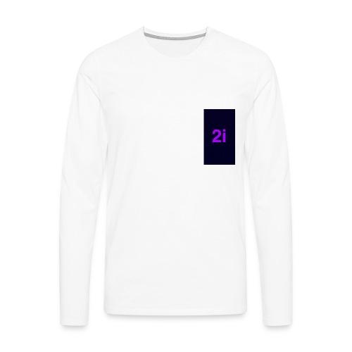 2i - T-shirt manches longues Premium Homme