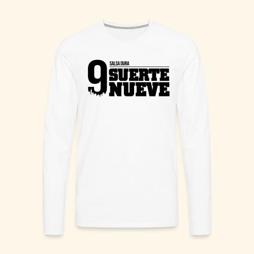 Logo Suerte - T-shirt manches longues Premium Homme