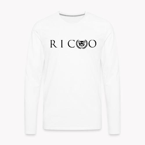 Ricco - Männer Premium Langarmshirt
